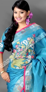 Eid Silk Saree