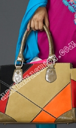 Leather Bag imported P.Leather Womens Purse Bag