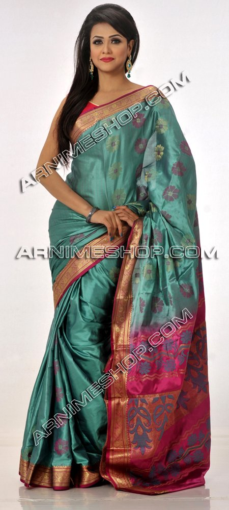 Silk Sarees in Bangladesh Soft Silk Katan Saree